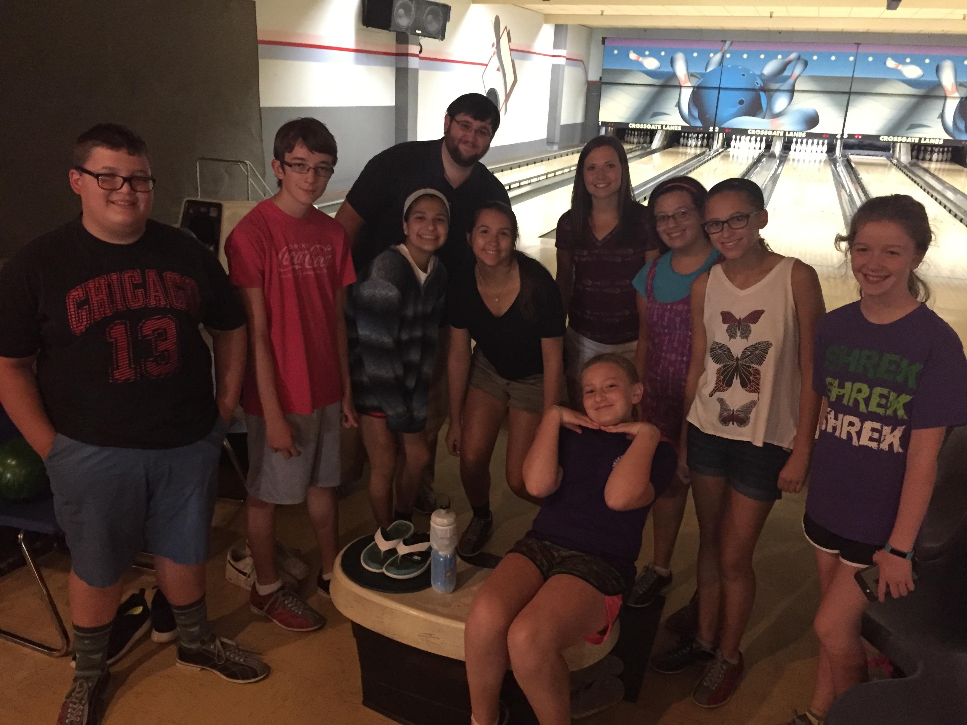 VTMC Bowling 8_28_16